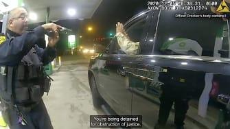 Virginia police arrest Black Army officer