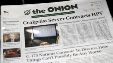 The Onion, 2009
