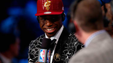 The NBA draft is settled, and the No. 1 pick is a Canadian