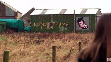 Full Frontal goes to Scotland to talk Trump