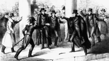 Andrew Jackson, 1835