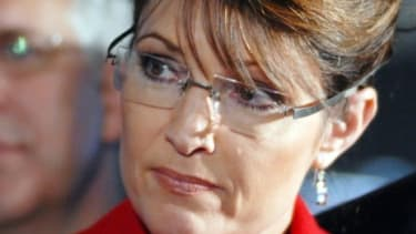 A largely unflattering story in Vanity Fair about Sarah Palin exposed that she has a very hot temper.