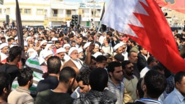 Bahrain is just one of several Middle East countries that have erupted in anti-government protests since Egyptian President Hosni Mubarak stepped down.