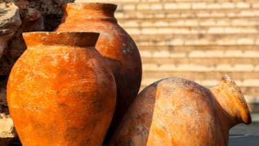 German archaeologists have found the 'largest pottery workshop of Greek antiquity'
