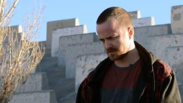 """Goodbye, Jesse Pinkman. Hello, Mr. Credit to Society""? Not so fast, Saul."
