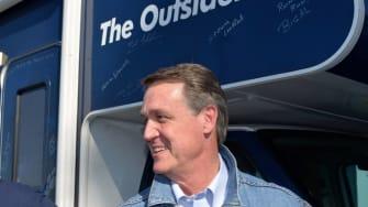 GOP Senate candidate David Perdue autographs woman's insulin pump [Updated]