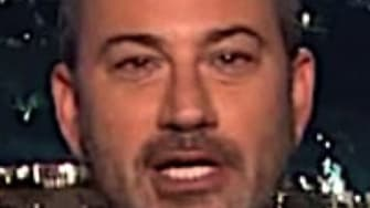 Stephen Colbert and Jimmy Kimmel slam Trump's Baltimore attacks
