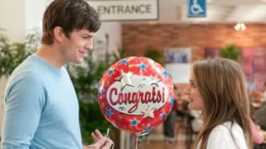 """In """"No Strings Attached,"""" Natalie Portman plays a med-school student who uses her friend (Ashton Kutcher) for sex."""