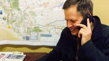 Republican Steve Daines wins Montana Senate race