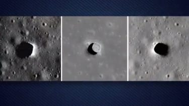 NASA: The moon's underground caves could house astronauts