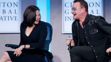 Sandberg and Bono