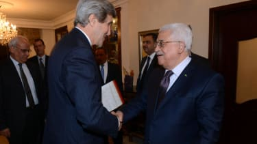 3 key quotes from this weekend's fraying Israel-Palestinaian peace effort