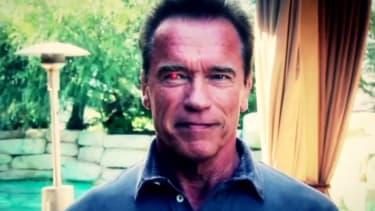 Arnold Schwarzenegger commemorates 30th anniversary of The Terminator