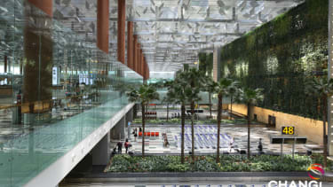 Singapore's butterfly-filled Changi Airport is crowned the best in the world