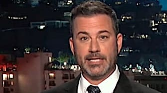 Jimmy Kimmel on Trump's impeachment