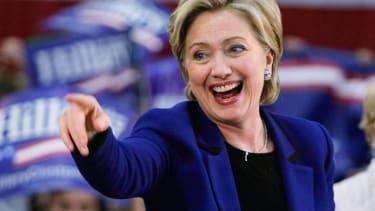 Hillary Clinton leads Jeb Bush — in Florida