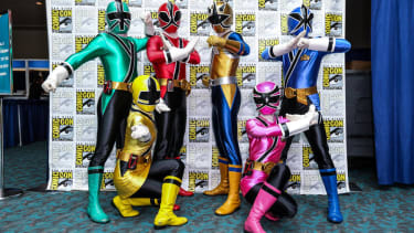 Power Rangers will be rebooted as a blockbuster movie franchise