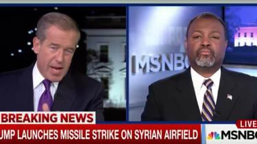 Brian Williams on Syria.