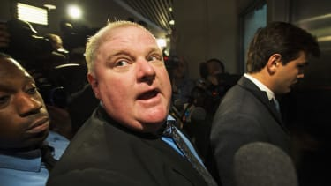 Rob Ford to take leave, seek help for drinking problem