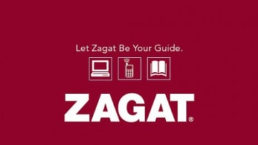 A 2010 Zagat ad: In its first step toward content creation, Google has purchased the user-sourced restaurant guide.