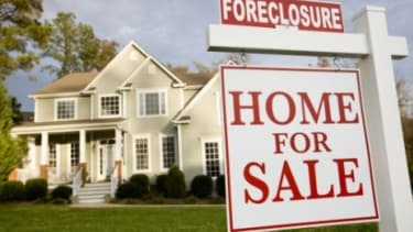 Home foreclosures: The opposite of the American dream.