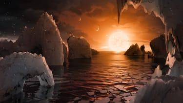 NASA planet discovery.