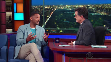 Will Smith shares some thoughts on race relations in America
