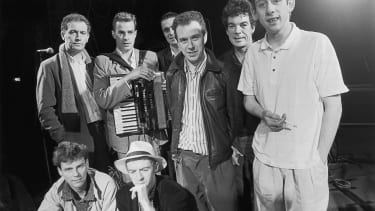 The Pogues, 1987.