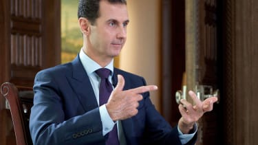 Amnesty International accuses Syrian President Bashar al-Assad of mass murder