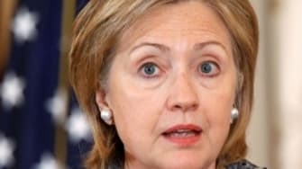 Does Hillary Clinton think Obama is a Muslim?