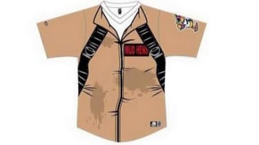 This Triple-A club's Ghostbusters-themed uniforms have everything but the proton pack