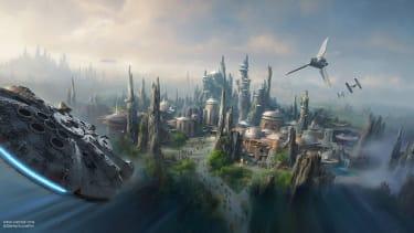 Star Wars land coming to Disneyland.