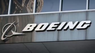 Boeing headquarters in Chicago.