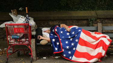 ATM accidentally dispenses $40,000 to homeless man