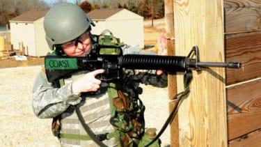 Army Sgt. Sandra Coast