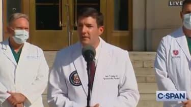 Dr. Sean Conley.