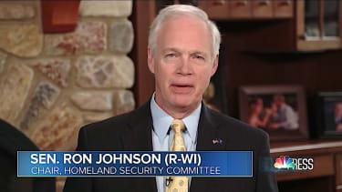 Ron Johnson on Ukraine