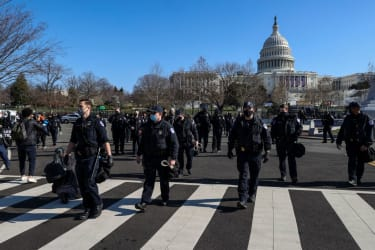 Police in Washington