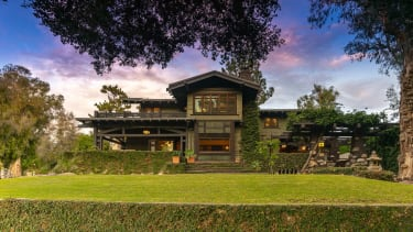 A home in Pasadena, California.