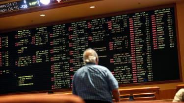 A gambler.