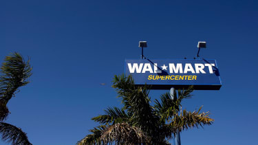 Walmart has a security problem.