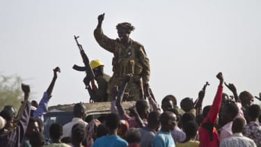 South Sudan is turning into an ethnic bloodbath