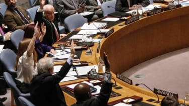 U.N. Security Council rejects Palestinian statehood resolution