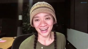 Chloe Zhao.