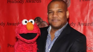 Elmo puppeteer Kevin Clash attends the 2010 Peabody Awards: Clash resigned from Sesame Street Tuesday after a second man alleged he had a sexual relationship with Clash when the accuser was a