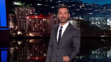 Jimmy Kimmel cannot believe Trump detained a 5-year-old for security screening