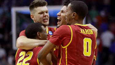 USC at NCAA Round 1 game Friday