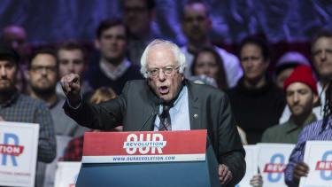 Is Bernie doing more harm than good?
