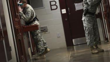 U.S. transfers 5 Guantanamo detainees to Kazakhstan