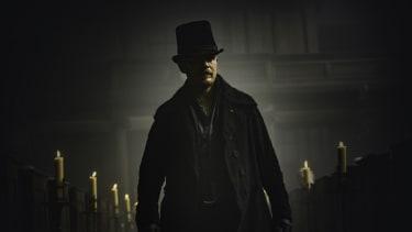 Tom Hardy stars as James Keziah Delaney in Taboo.